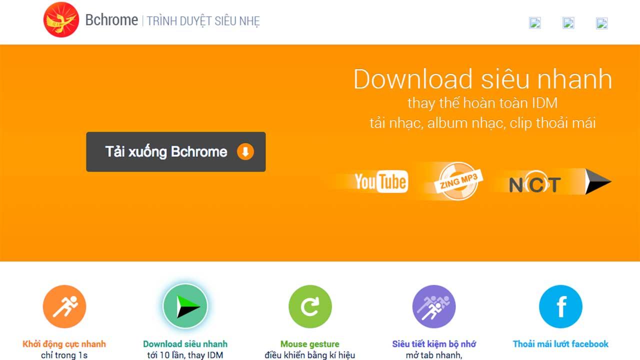 bchrome featured - Trình duyệt Bchrome và top 6 tính năng bạn nên biết