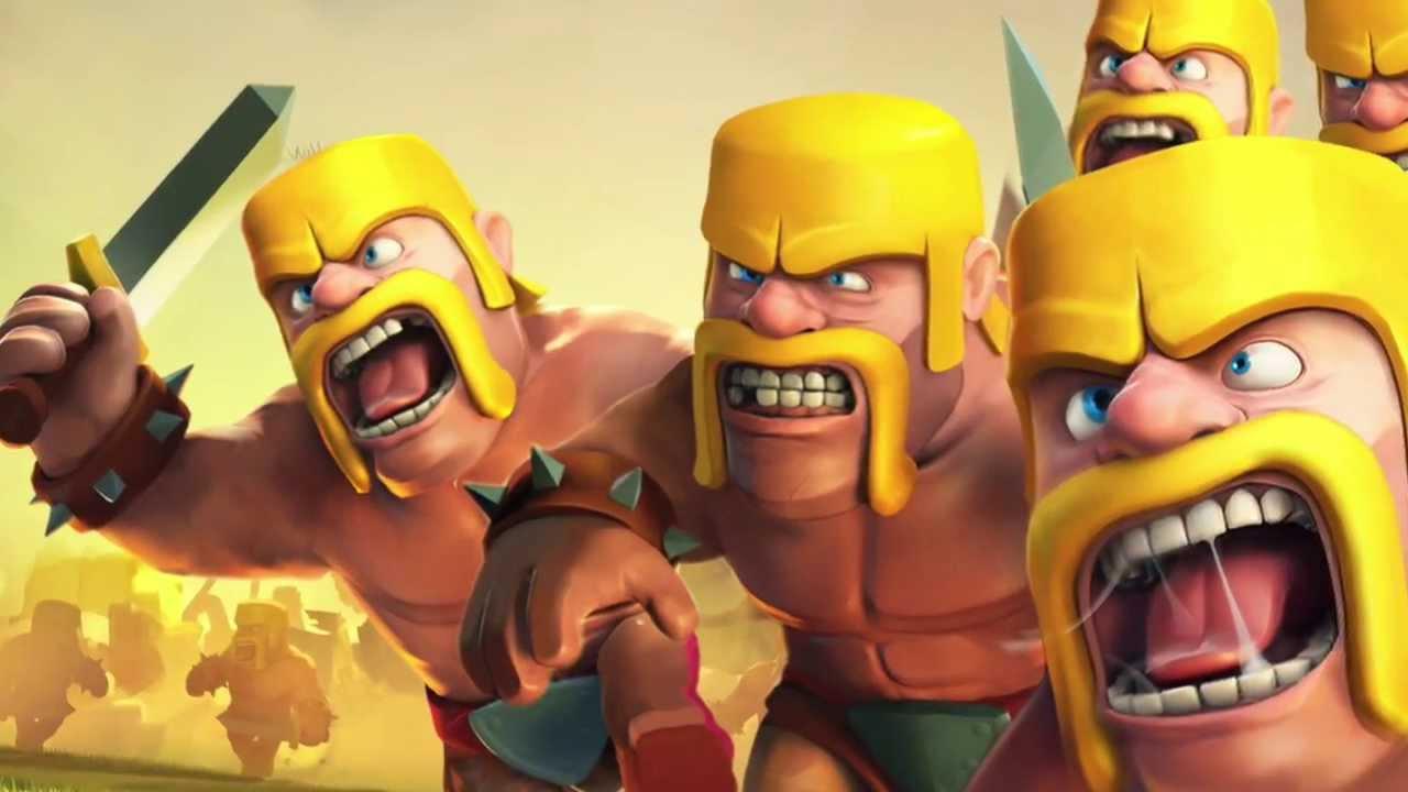 clash of clans featured - Hướng dẫn chi tiết cách chuyển đổi tài khoản game Clash of Clans sang máy khác