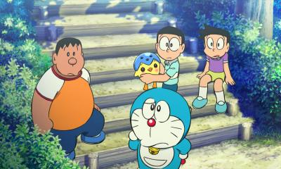 doraemon 400x240 - 14 bộ phim hoạt hình gắn với thơ ấu của thế hệ 8X - 9X