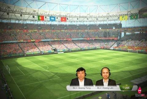 Hướng dẫn đổi bình luận từ tiếng Việt sang tiếng Anh cho game thủ FIFA Online 3