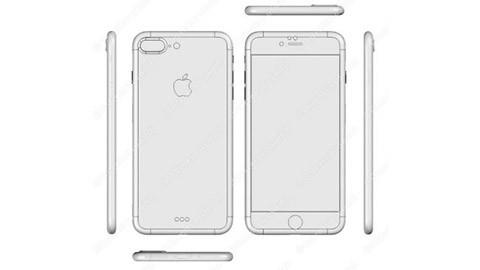 iPhone 7 Plus sẽ có camera kép và 3GB RAM