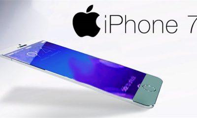 iphone 7 trainghiemso 400x240 - Cận cảnh bộ đôi iPhone 7 và 7 Plus vừa lộ diện rõ nét