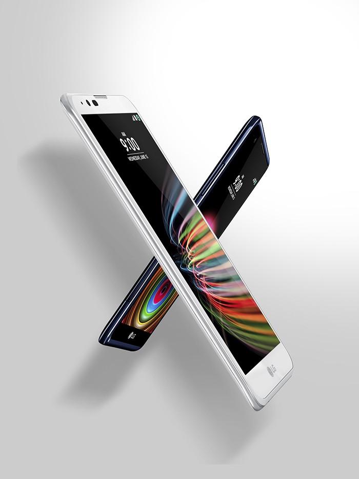 LG ra mắt 4 smartphone mới dòng X series giá rẻ