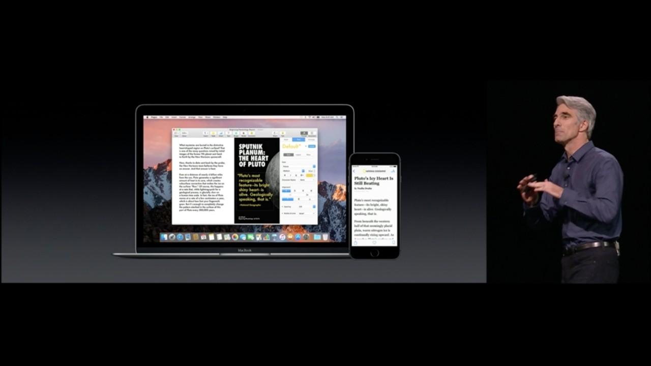 macOS featured - Máy Mac của bạn có tương thích với macOS Sierra?