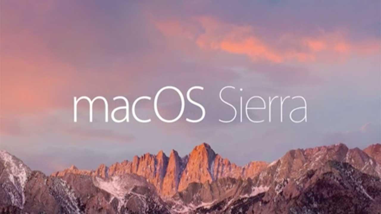 macOS sierra featured - WWDC 2016: OS X được đổi tên thành macOS