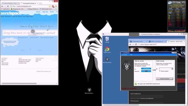 Mạng TeamViewer sập, người dùng bị tấn công