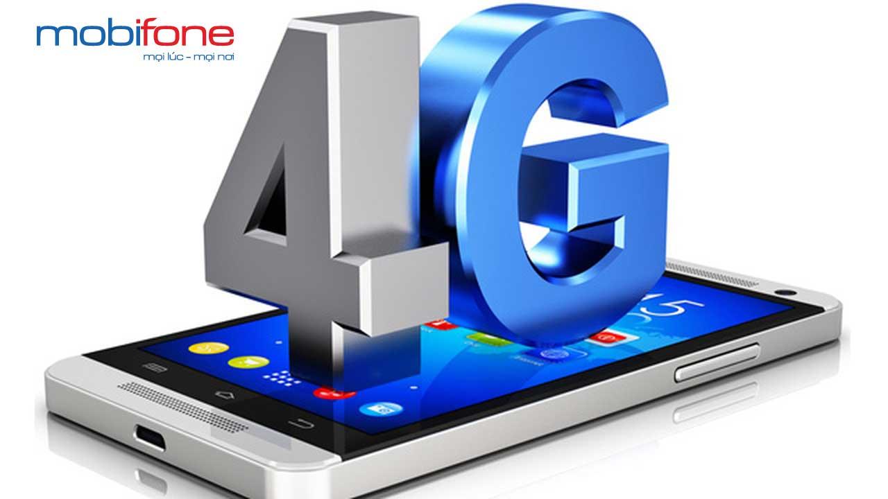 mobifone 4g - Hướng dẫn đăng ký dịch vụ 4G của Mobifone
