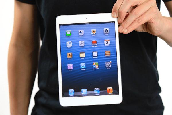 Ngừng bán iPad Mini, Apple chỉ còn sản phẩm Retina