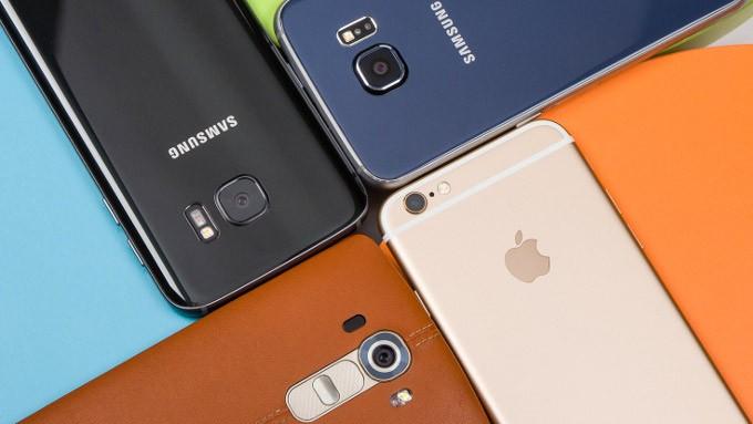 Những điện thoại chụp ảnh tốc độ nhất 2016