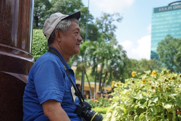 Những người chụp ảnh dạo cuối cùng ở Sài Gòn
