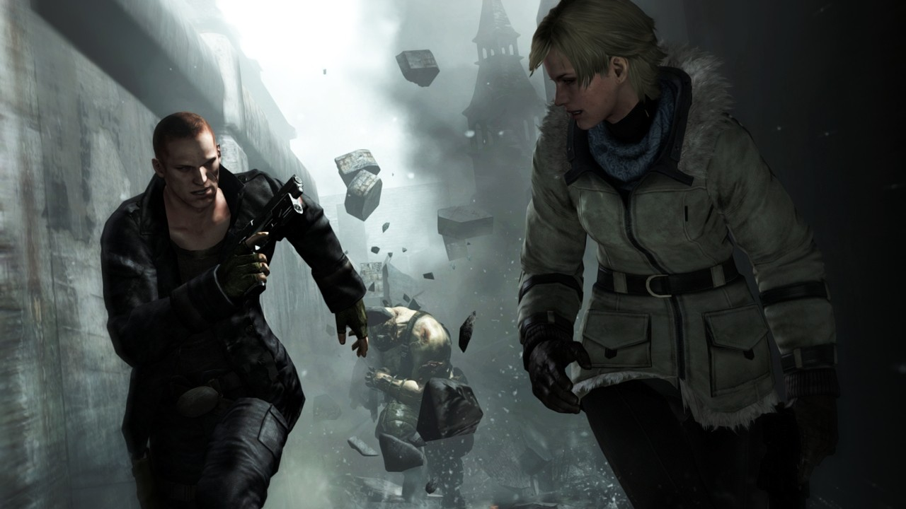 resident evil 6 - [Game Việt hóa] Resident Evil 6