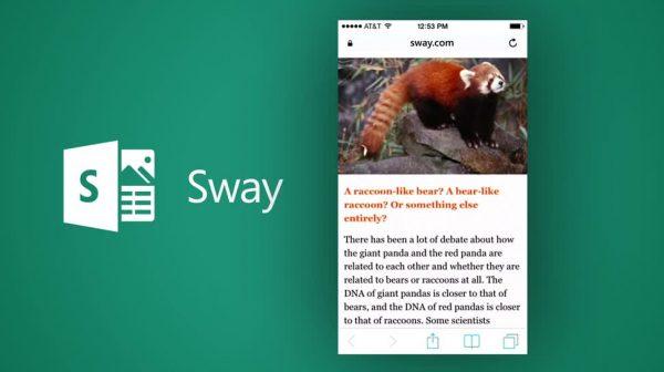 sway.com
