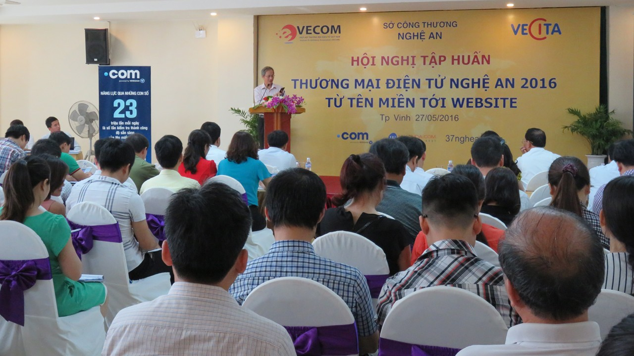 ten mien - Thương mại điện tử mở rộng cơ hội kinh doanh tại Việt Nam