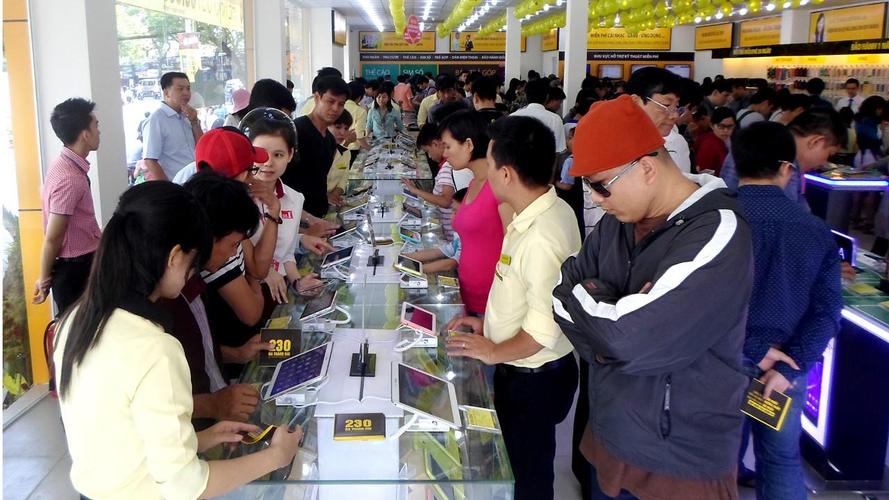 thegioididong - Tổng hợp hệ thống các siêu thị điện thoại di động và điện máy