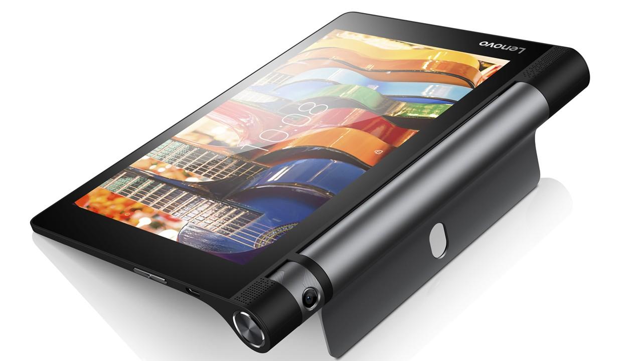 trainghiemso YOGA Tab 3 8 - [Mở hộp & đánh giá nhanh] Lenovo Yoga Tab 3 8: Tablet giải trí đáng tiền