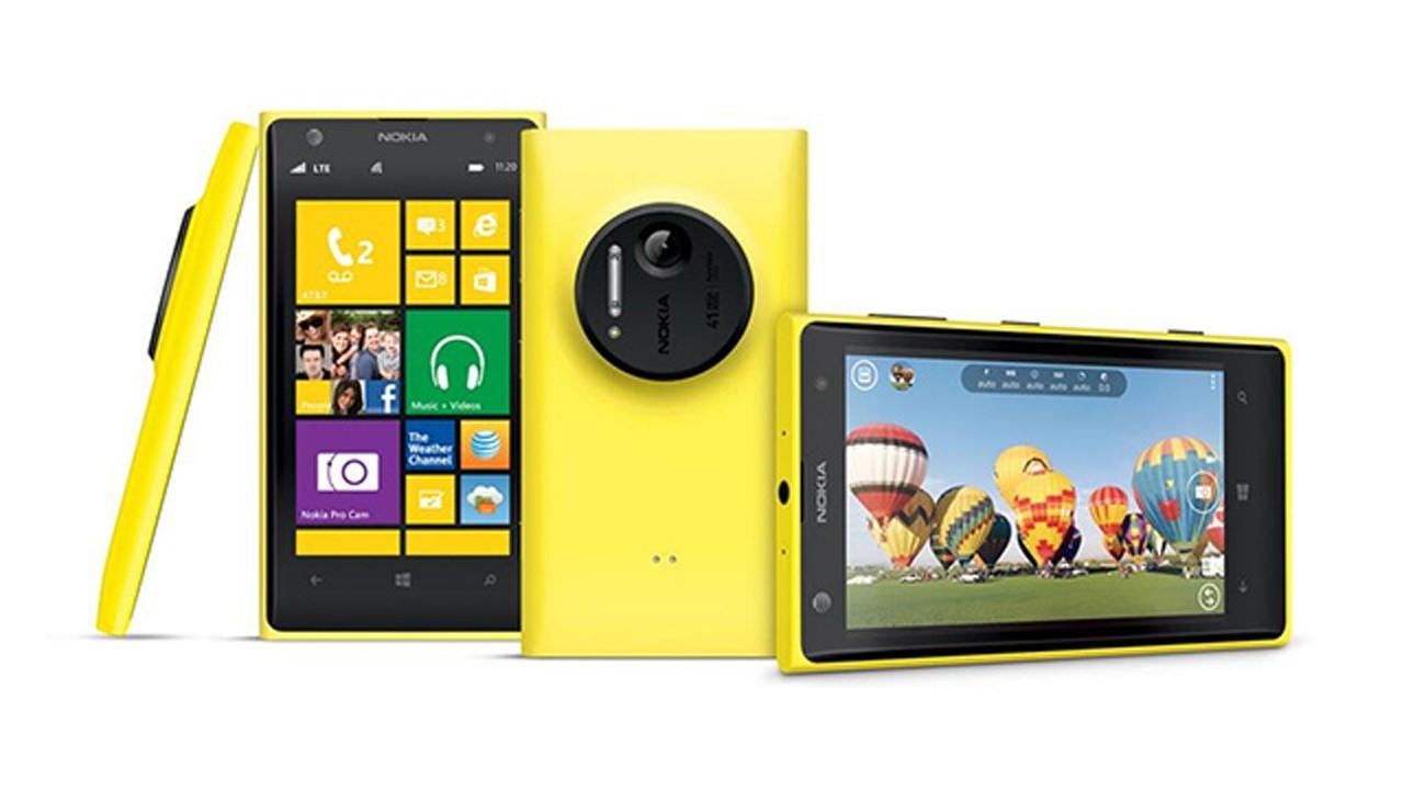 trainghiemso dien thoai di dong nokia Lumia 1020 - Hàng loạt điện thoại Nokia giảm giá 50%