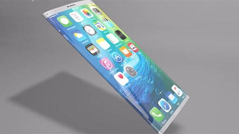 trainghiemso ip 7 plus - iPhone 7 Plus sẽ có màn hình cong tràn viền