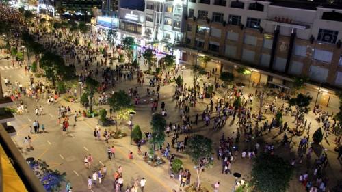 trainghiemso phu song wifi pho nguyen hue - Toàn TP HCM sắp được phủ sóng Wi-Fi miễn phí