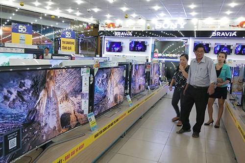 trainghiemso thi truong tivi mua EURO - Thị trường TV sôi động trước mùa Euro 2016