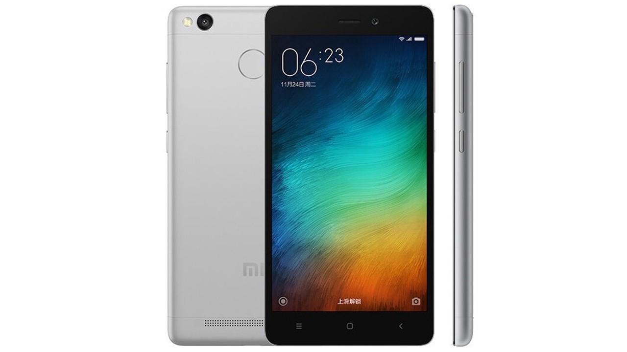 trainghiemso xiaomi redmi 3s - Xiaomi Redmi 3s chính thức ra mắt với giá hơn 2 triệu đồng
