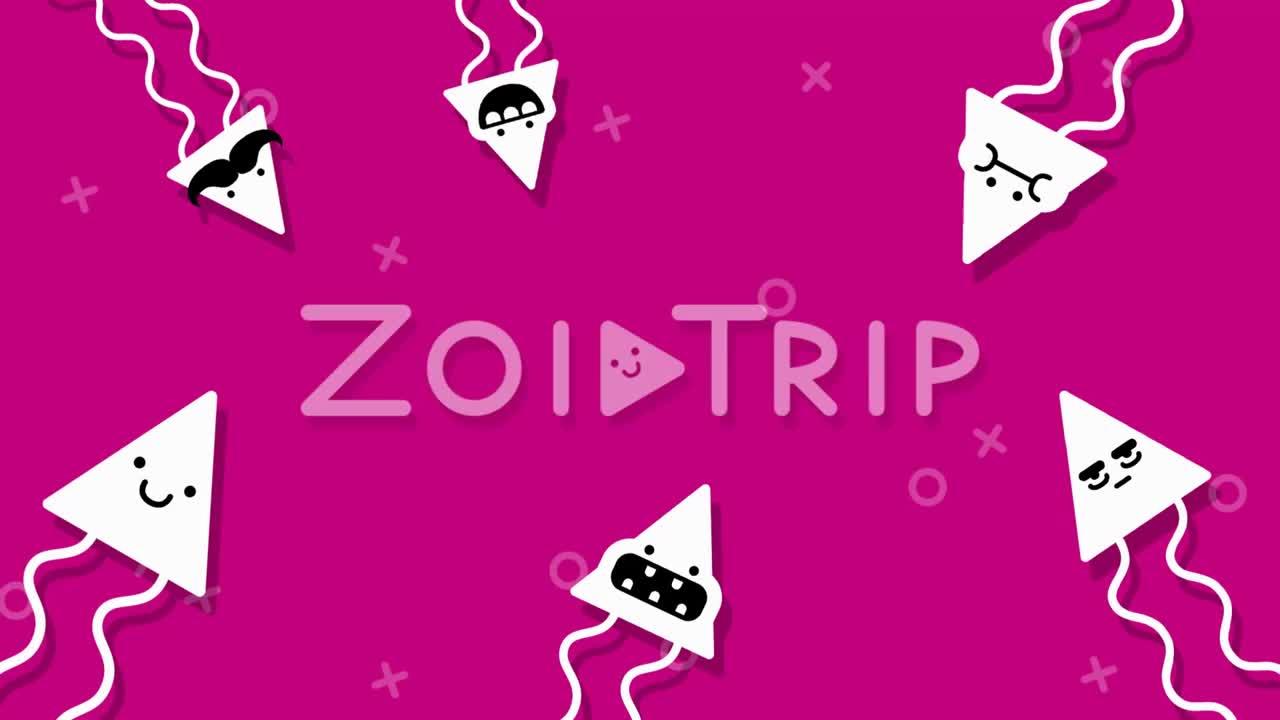 """zoidtrip - Ứng dụng iOS""""cũ mà hay"""" cho ngày 3/6/2019"""