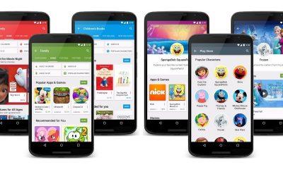 Google Play Family featured 400x240 - Google Play Family Library chính thức được thử nghiệm