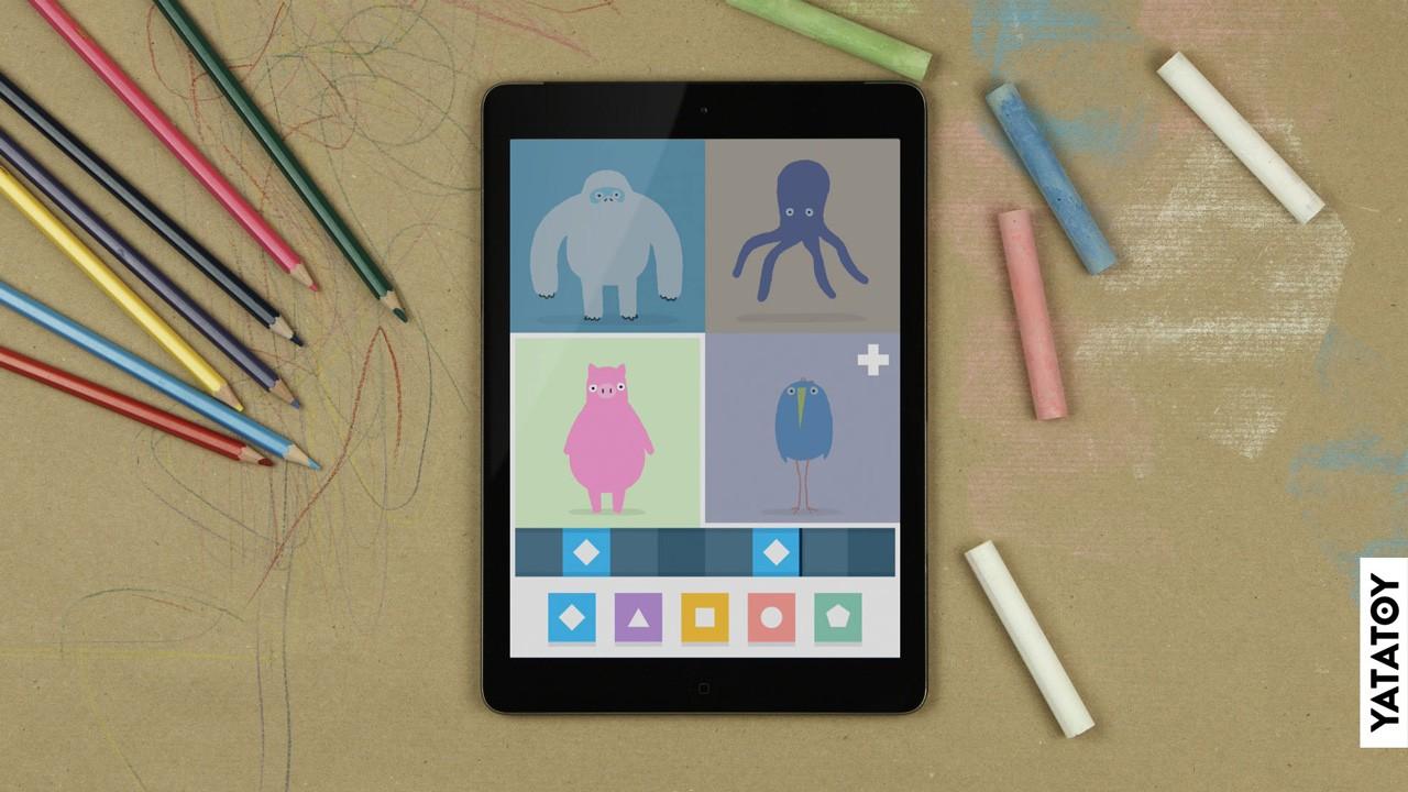 Loopimal Gallery 6 - Loopimal: Game dễ thương giúp trẻ phát triển sự sáng tạo đang miễn phí cho iOS (3USD)