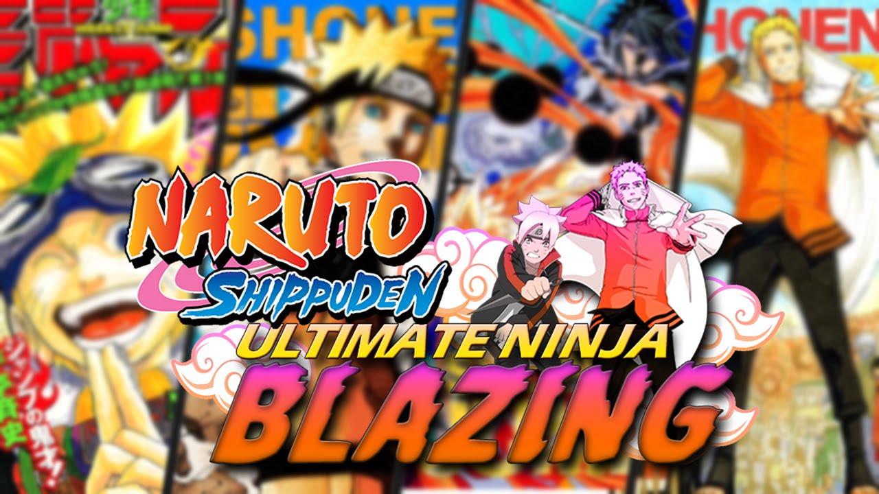 Naruto Shippuden Ultimate Ninja Blazing featured - Tựa game Naruto Shippuden: Ultimate Ninja Blazing đã cho đăng ký thử nghiệm