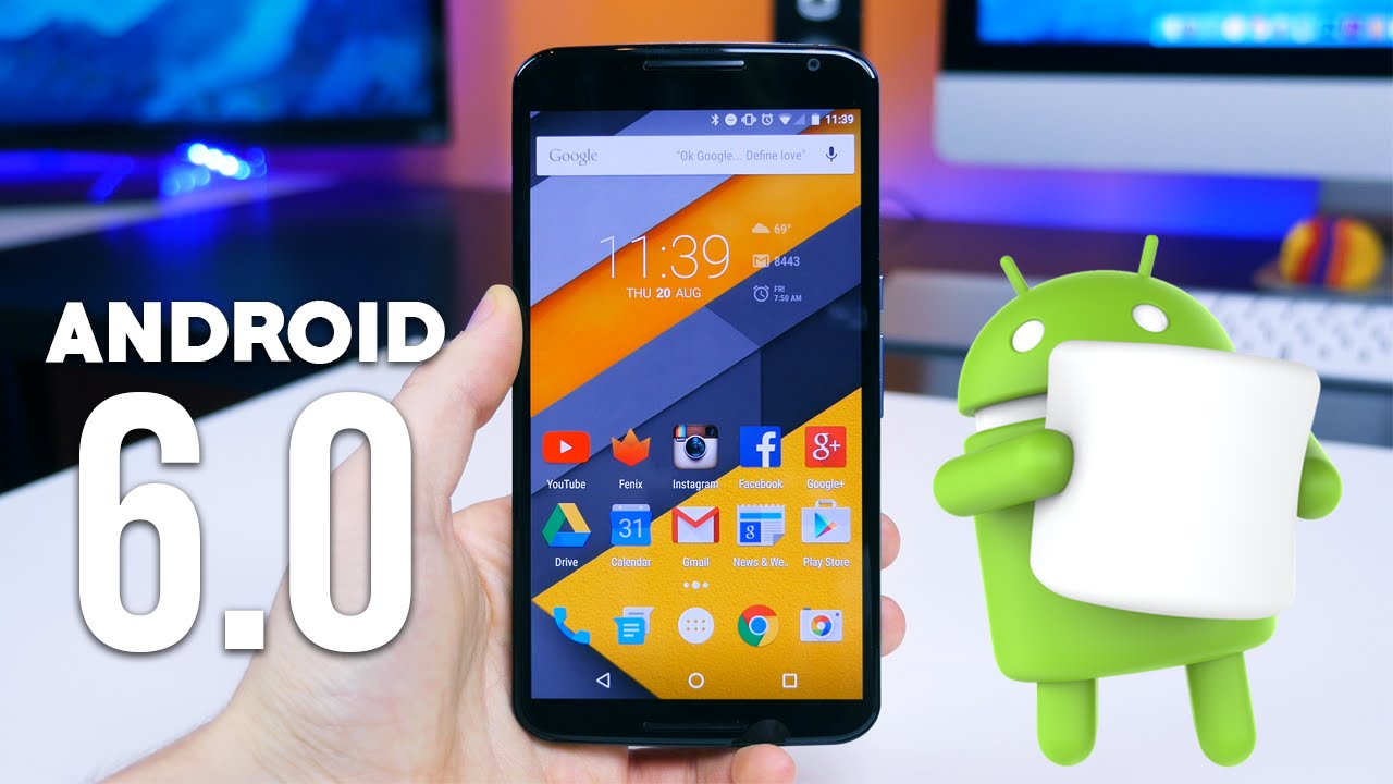 android 6.0.1 marshmallow featured - Cập nhật Android 6 Marshmallow: Khi nào thiết bị bạn có thể update?