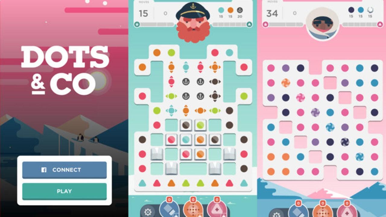 dots and co - Dots & Co - Tựa game tiếp theo đến từ Playdots