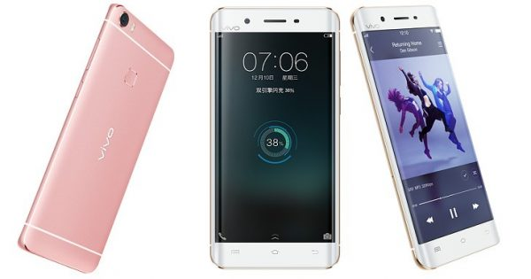 vivo Xplay 5 Elite với 6GB RAM