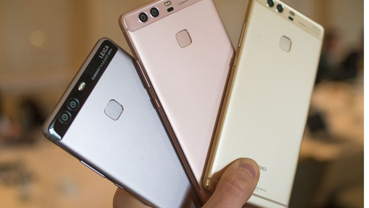 huawei p9 2 - Chọn Samsung Galaxy A9 Pro hay Huawei P9?
