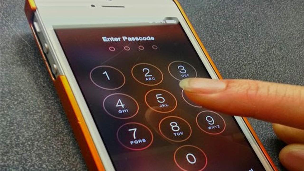 iphone hack - Hướng dẫn nâng cao bảo mật cho iOS bằng mật khẩu