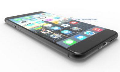 iphone 7 trainghiemso 400x240 - Ngắm iPhone 7 đen quyến rũ với phím Home cảm ứng hoàn toàn mới