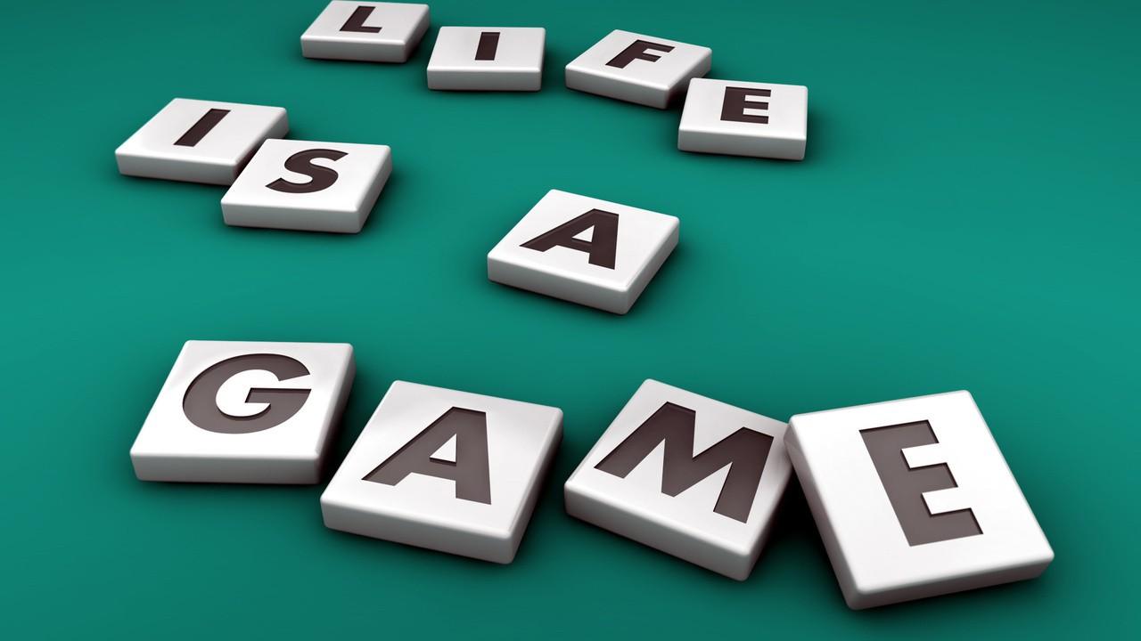 """life is a game - Đời là một trò chơi, bạn đang ở """"bàn"""" nào rồi?"""