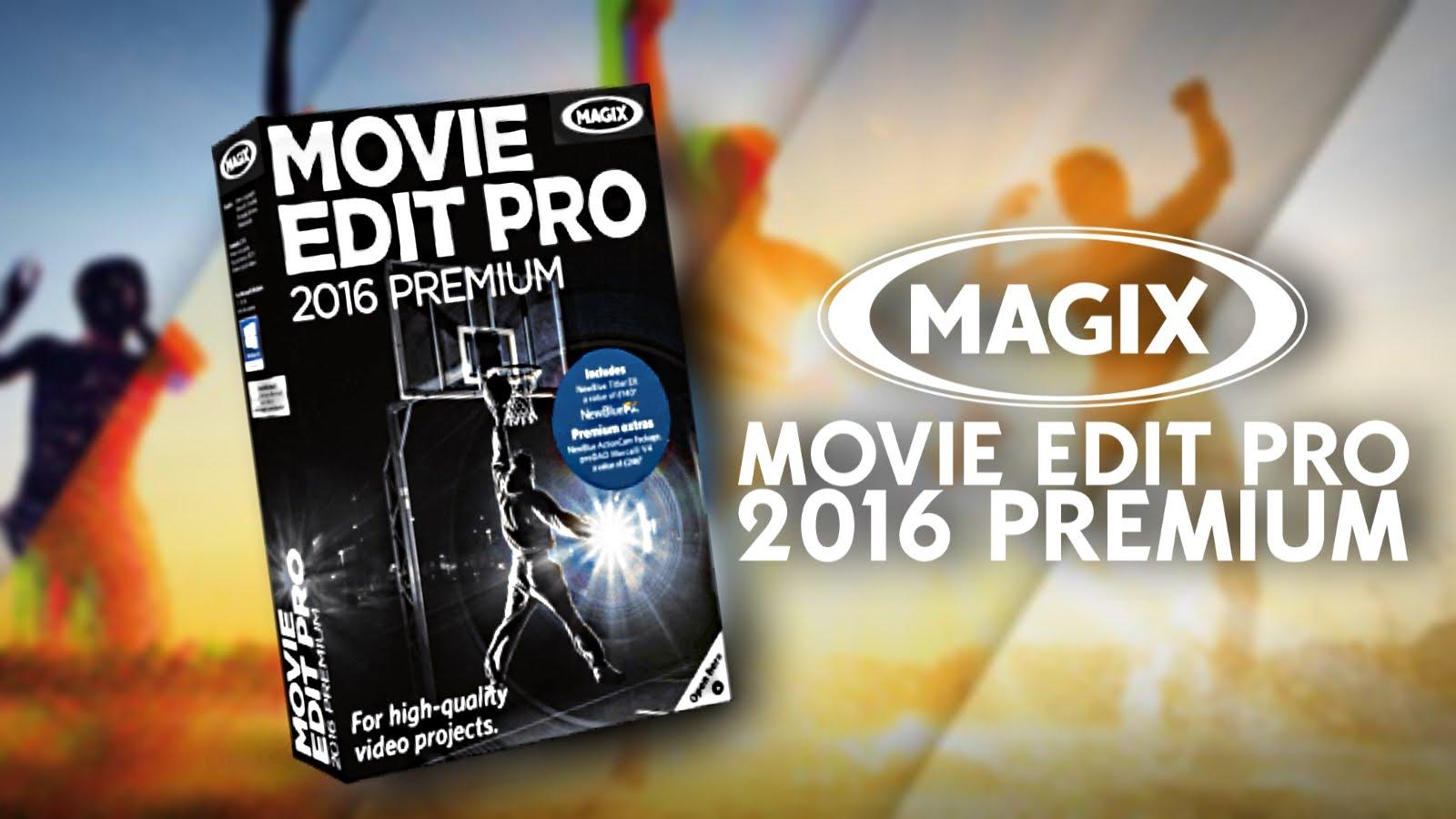 magix movie edit pro 2016 premium - Top 5 ứng dụng xử lý video trên máy tính tốt nhất 2016