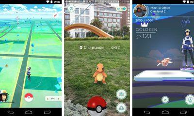 """pokemon go featured 400x240 - """"Hài hước"""" hình ảnh game nhái Pokémon GO của Trung Quốc"""
