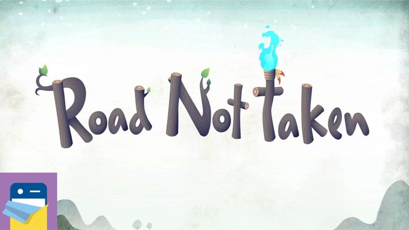 road not taken - Tựa game tuyệt hay Road Not Taken ra mắt trên iOS