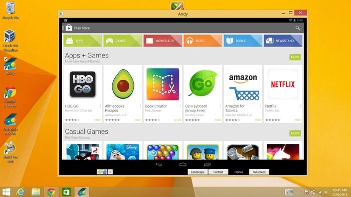 top 12 trinh gia lap android tot nhat tren may tinh 3 - 14 trình giả lập Android tốt nhất trên máy tính