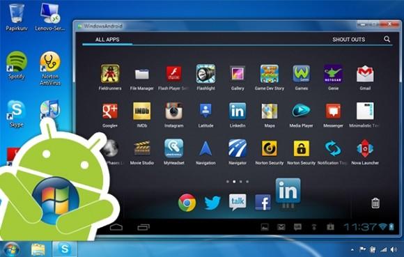 14 trình giả lập Android tốt nhất trên máy tính