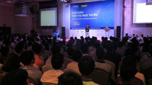 1.Quang canh su kien 600x338 - Doanh nghiệp nâng cao cạnh tranh nhờ tối ưu hóa tiếp thị trực tuyến