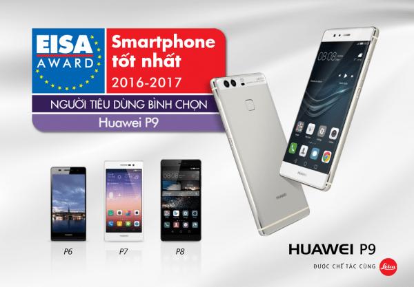 EISA Award_Huawei P9