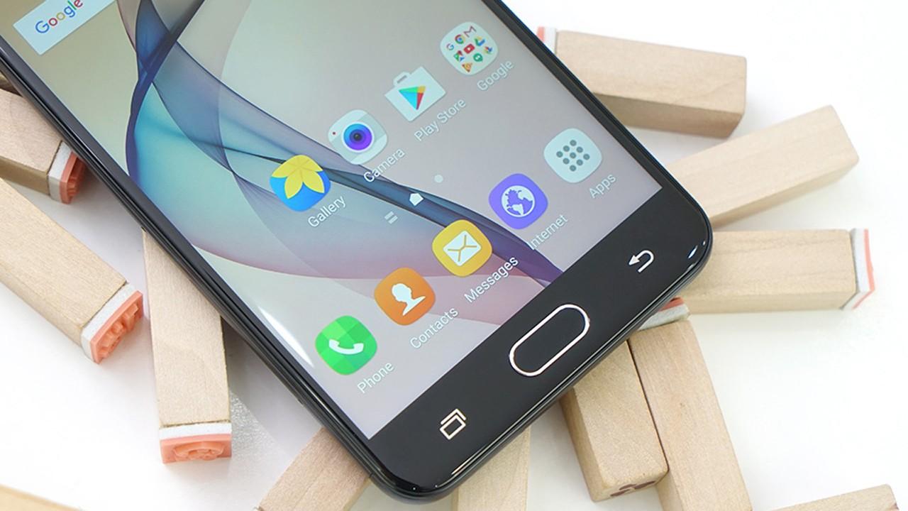 Galaxy J7 Prime trainghiemso  - Đặt mua trước Galaxy J7 Prime, nhận laptop Asus Core i3