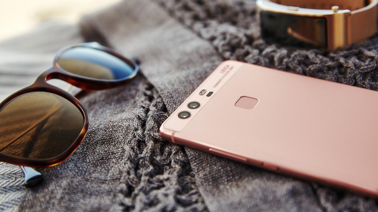 Huawei P9 Rose - Huawei P9 giành giải thưởng smartphone tốt nhất Châu Âu