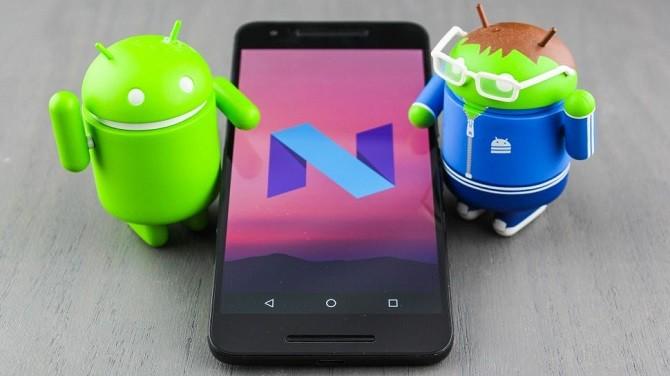 Smartphone dung Snapdragon 800 va 801 - Smartphone dùng Snapdragon 800 và 801 sẽ không lên được Android 7 Nougat