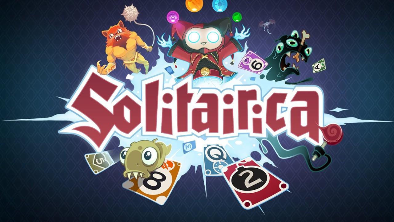 Solitairica featured - Solitairica - Tựa game nhập vai phong cách đấu bài ra mắt trên iOS