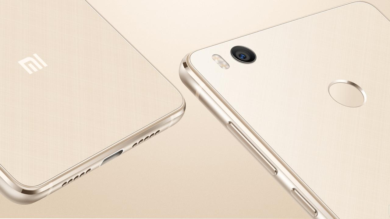 Xiaomi Mi 4S trainghiemso - Top 5 điện thoại bán chạy nhất của Xiaomi