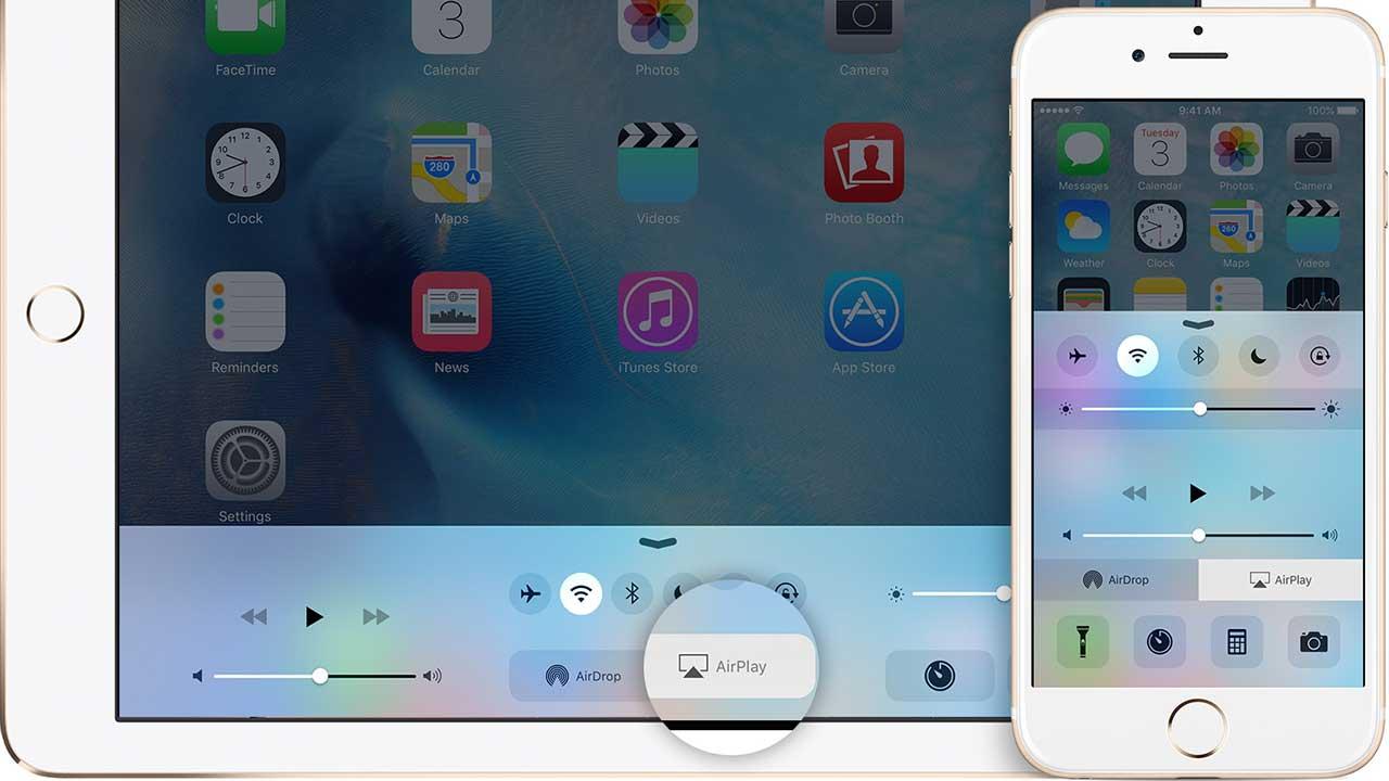 airplay featured - Hướng dẫn thoát lỗi treo logo iTunes khi nâng cấp lên iOS 10