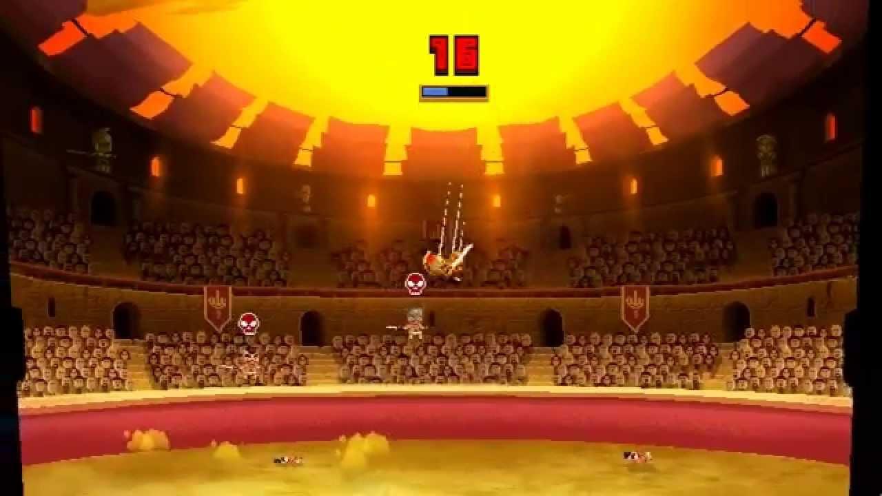 epic flail featured - Tựa game hài hước Lưu tinh chùy trị giá 1,99USD đang miễn phí