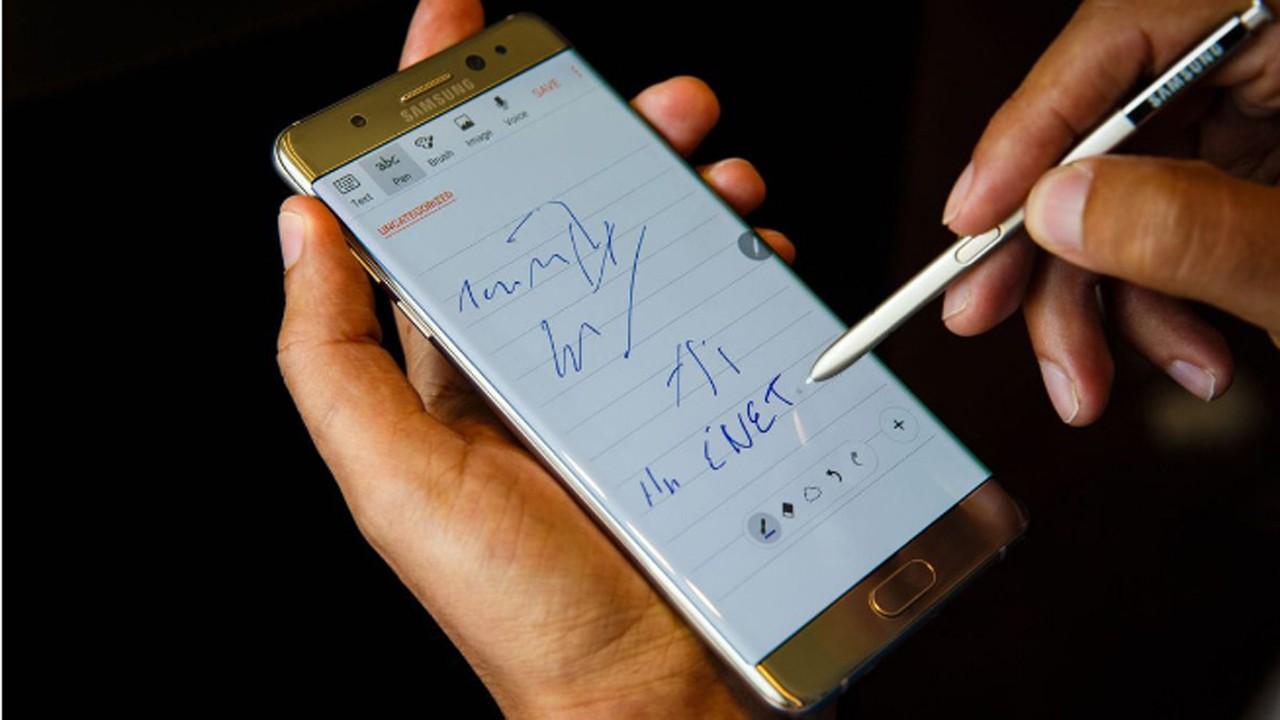 galaxy note 7 trainghiemso - Galaxy Note 7: Khi Android được nâng lên cột mốc mới